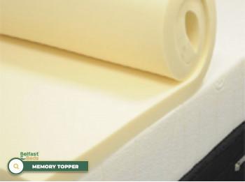 Topper 2.5cm Reflex + 2.5cm Memory