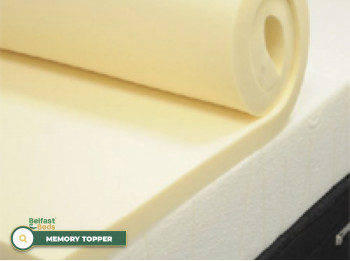 Topper 5cm Reflex + 2.5cm Memory
